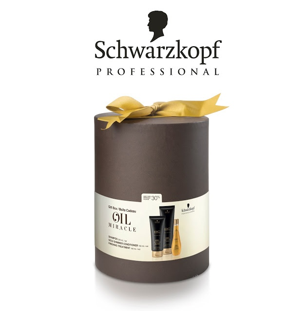 Enter to #win a #Schwarzkopf BC Miracle Oil Gift Set ($50 value) on #carolaucourant. *Open to Canadians only. Ends 1/30.