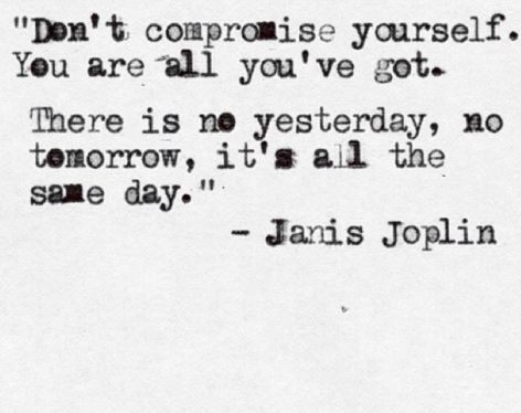 Words of wisdom from janis joplin quotes motivation for Mercedes benz song lyrics