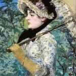 Pittura - Edouard Manet (1832 - 1883) Dopo un periodo di vita marinara su una nave da trasporto, rientrato a Parigi, si indirizza decisamente alla pittura, sotto la guida di Thomas Couture, pittore accademico famoso in quegli anni. Lasc #édouardmanet #impressionismo #pittura