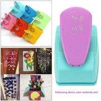 Wish | Hollow Butterfly Punch DIY Embossing Machine Paper Cutter Tool For DIY Card Making Scrapbooking Craft Tags cannotstop