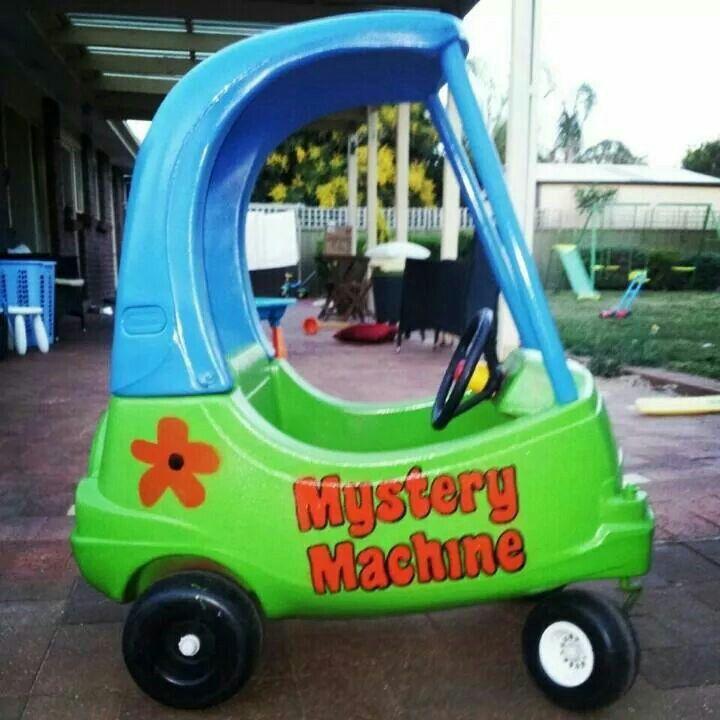 DIY KIDS CAR