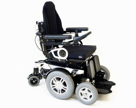 Twist T4 4×4 – Elektrische rolstoel