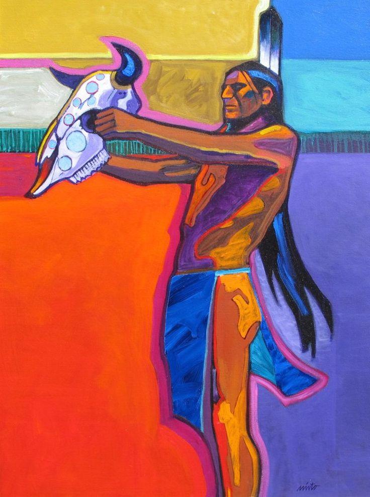 John Nieto: Prayer for the Return of the Buffalo