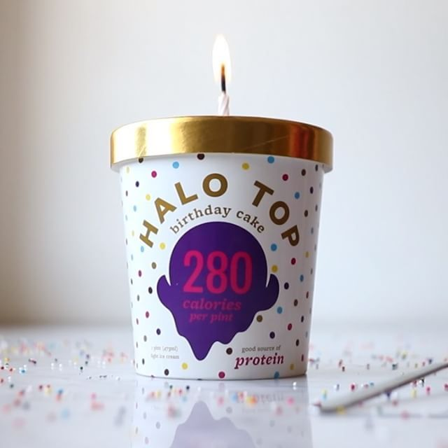 ... we re celebrate birthdays halo top uppp top ice paleo products forward
