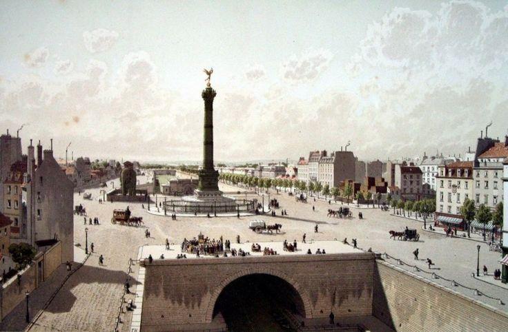 La Bastille (Hoffbauer) 1885