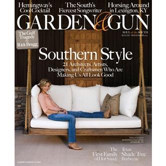 Interesting Garden And Gun Magazine With Design Inspiration