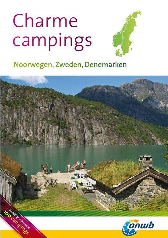 ANWB Charmecampings / Noorwegen Zweden en Denemarken