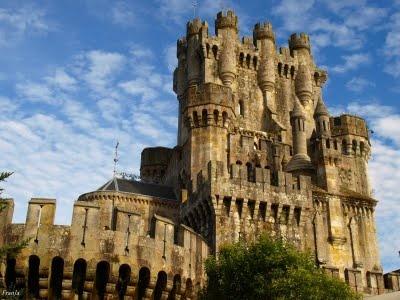 Butrón, Galicia.Castillos de España