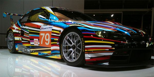 Bmw M3 Art Wrap Top10 Vehicle Wraps I Wouldn T Mind