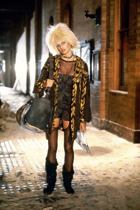 Darryl Hannah As Pris In Bladerunner Film Blade Runner