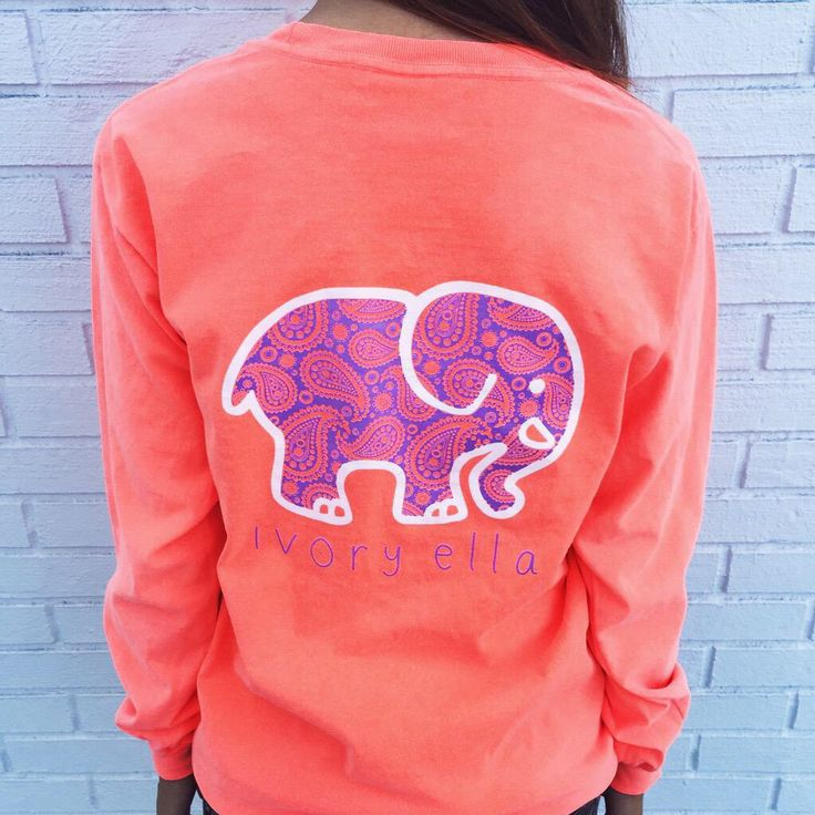 Part of the proceeds go to helping elephants! http://ivoryella.com