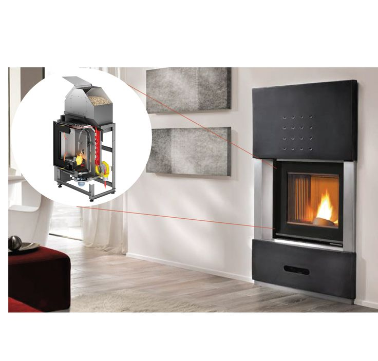 The MP pellet fireboxes feature linear and clear-cut stylishness, installation flexibility, exceptionally long burn time, practical and easy use. www.calore.co.za