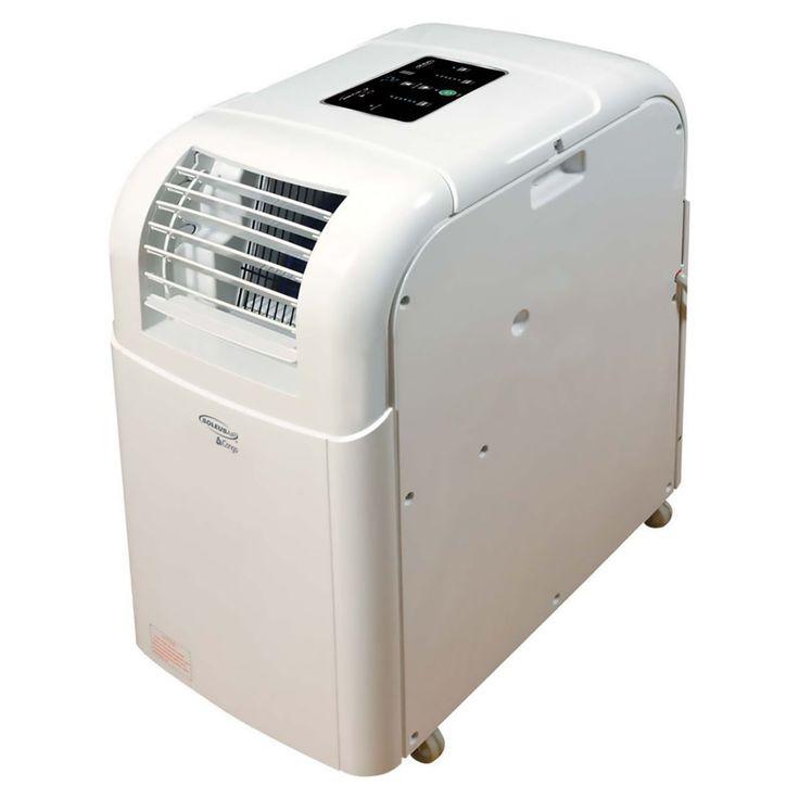 Soleus 10000 BTU 115V Portable Air Conditioner with LCD Remote Control - PSQ-10-01