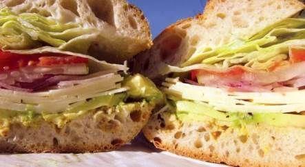 #mega #sandwich #queso