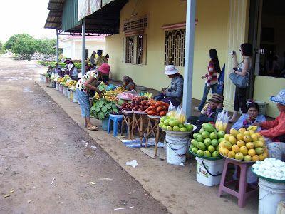 Phnom Penh, Kambodża