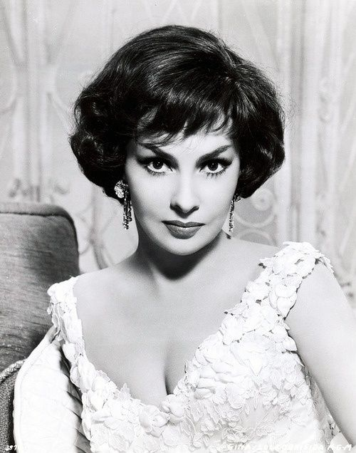 Gina Lollobrigida in 1950s | Gina Lollobrigida, 1950s ...