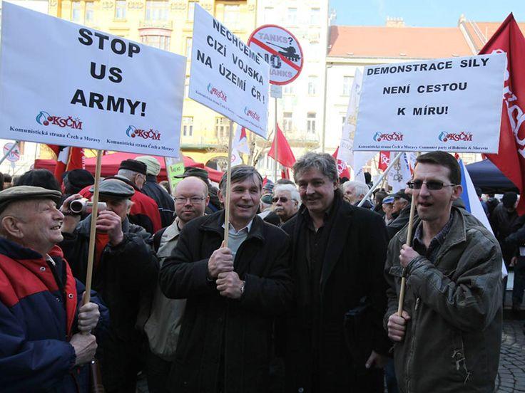 Ami go home, welcome friends! | ParlamentniListy.cz – politika ze všech stran
