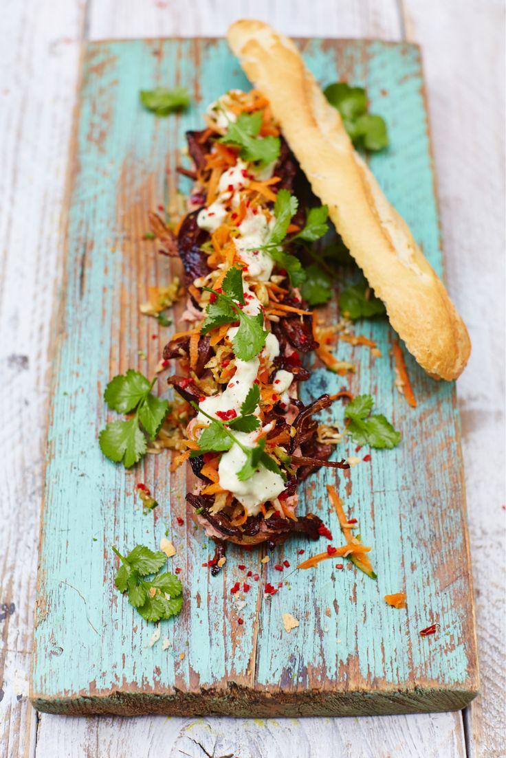 Jamie's Ultimate Leftover Sandwich Recipe | Jamie Oliver's Food Tube