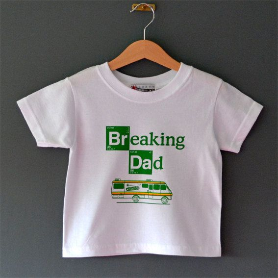 Breaking Dad Tshirt 12 years for Breaking by NippazWithAttitude, £16.99