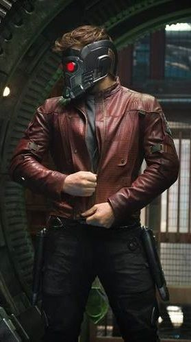 Star Lord / Peter Quill (Chris Prat)