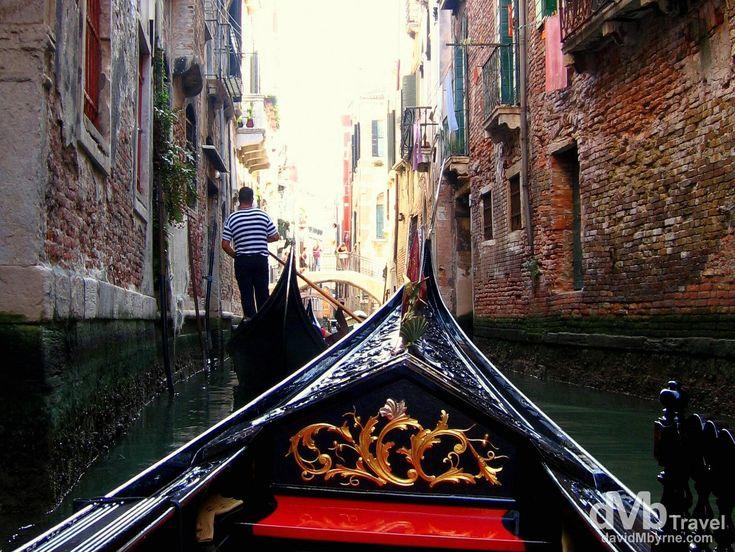 Venice, Italy | dMb Travel - Travel with davidMbyrne.com