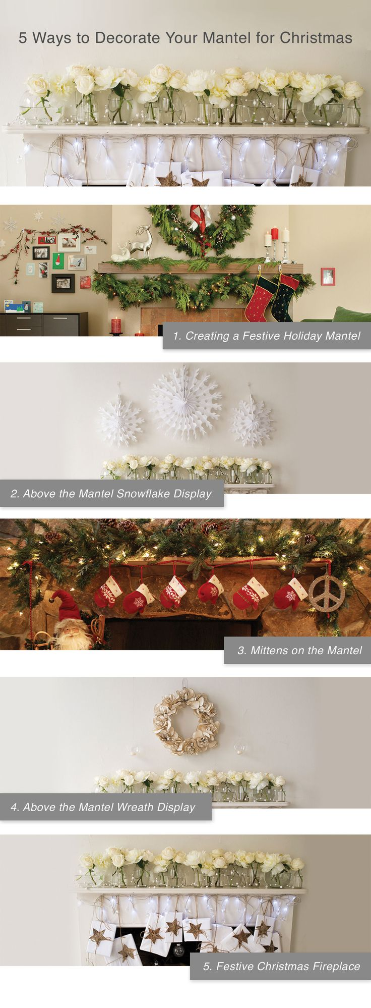 259 best How to Holiday: Holiday Decorating images on Pinterest ...