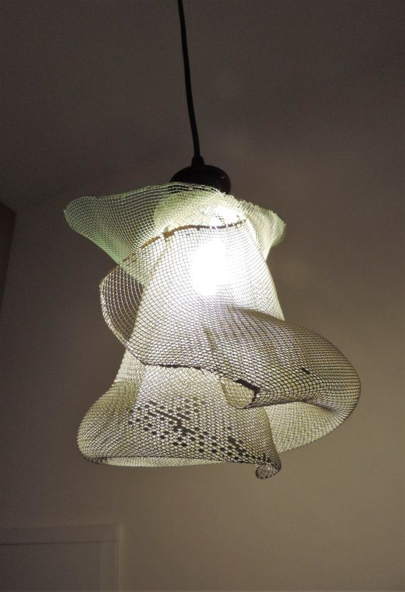 Mid Century Modern Lighting Metal Pendant Light Lamp Art Etsy In 2020 Metal Pendant Light Pendant Lamp Shade Antique Lamp Shades