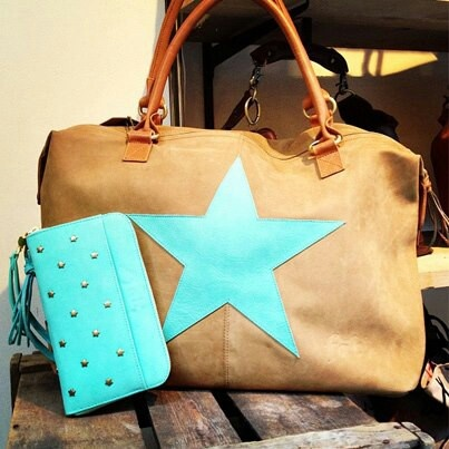 We're seeing stars. Lovely Bag and Purse bij FAB.