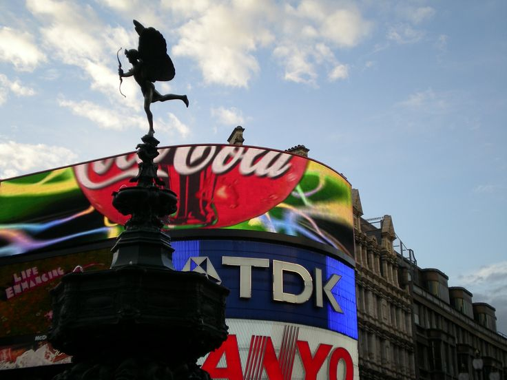 Piccadilly's love - Lodon