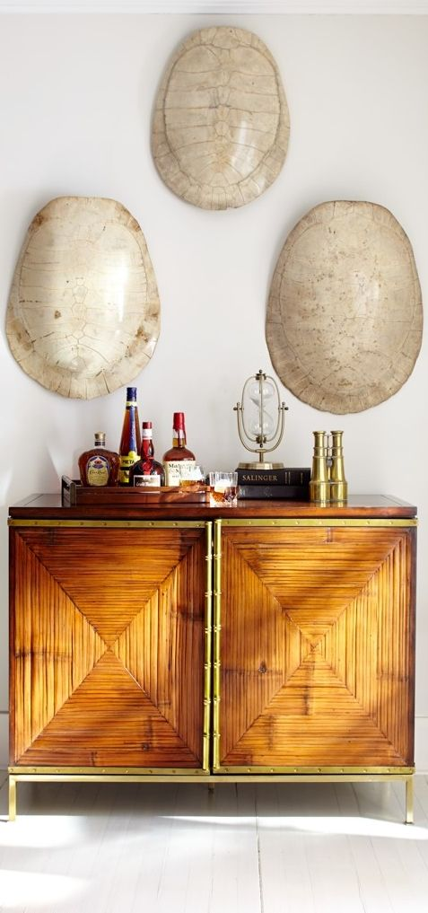 Best British Colonial Hutches And Sideboards Images On