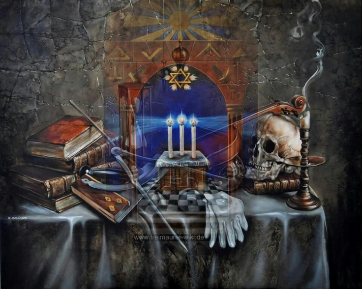 175 best freemasonry images on pinterest freemasonry for Chamber of reflection