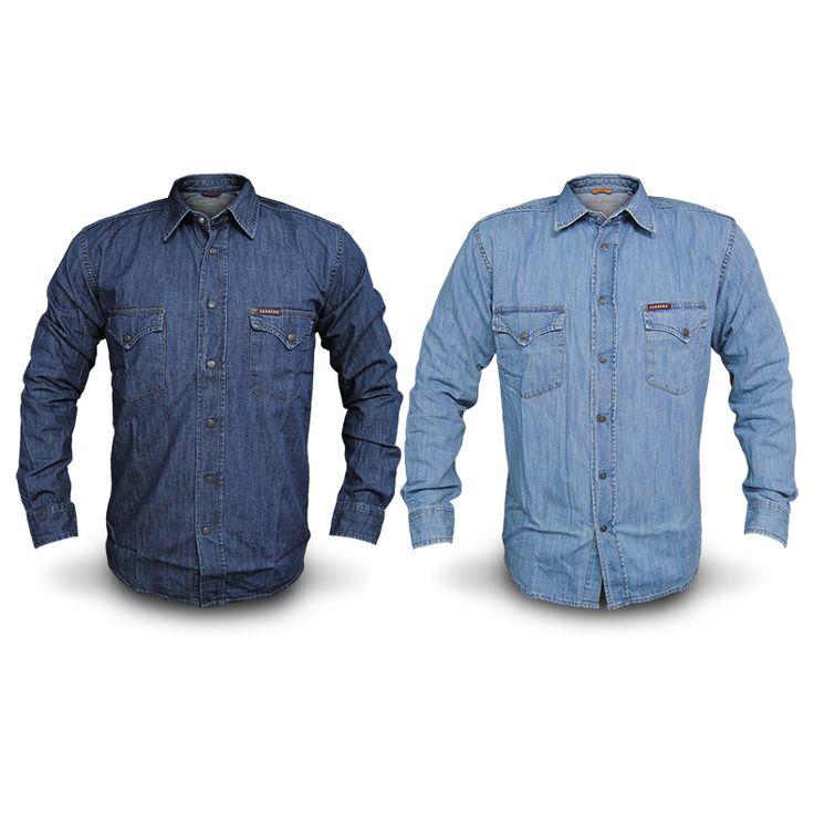 Camicia di jeans dai minatori americani.
