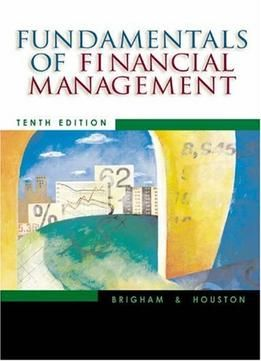 Fundamentals Of Financial Management 10 Edition PDF