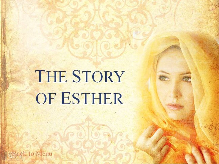 1. Esther's Purse....Interactive Devotion for Girls ...