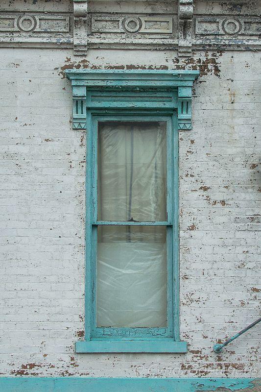 Wabi Sabi Blue Window In Blue Portes Les Fenetres Jardin De La