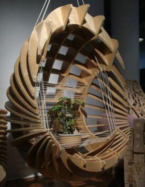 Michael Zick Doherty's Digitally Fabricated Chair
