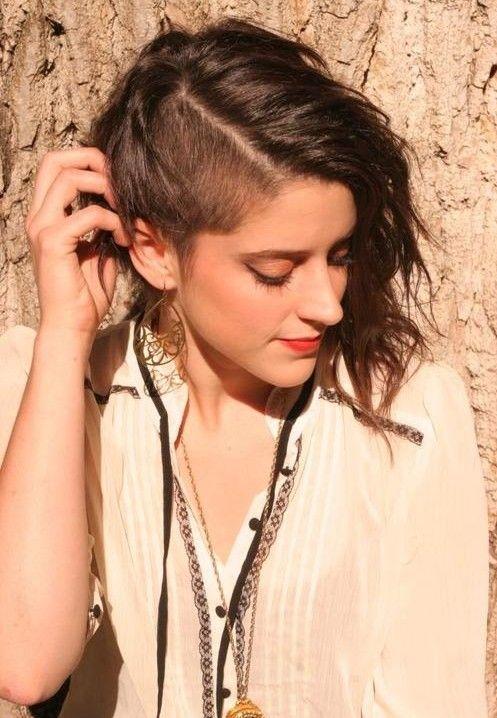 Punk Hairstyles for Girls: Medium Haircut | Popular Haircuts