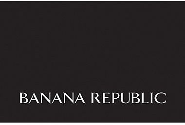 $40 Banana Republic Gift Card for $50 (Email Delivery)