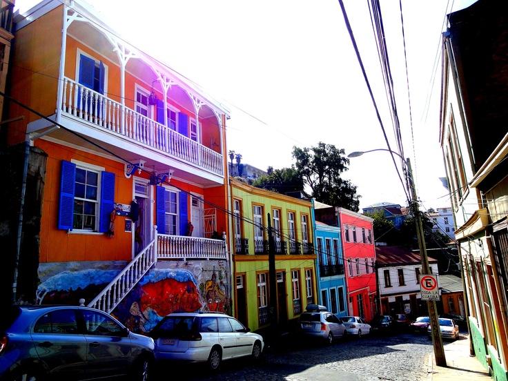 #color #Valparaiso BELLEZA!
