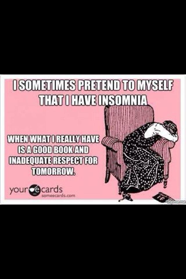 Insomnia Funny Ecards