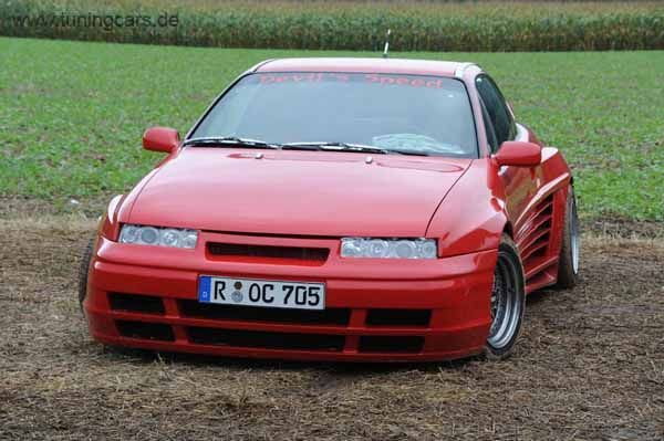 Opel Calibra | Tuning Cars