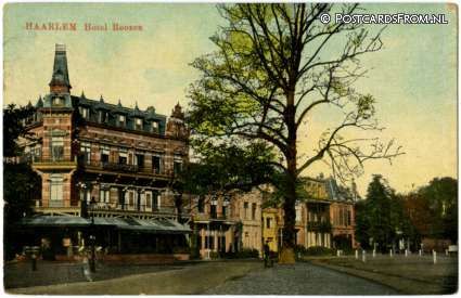 Haarlem, Hotel Roozen