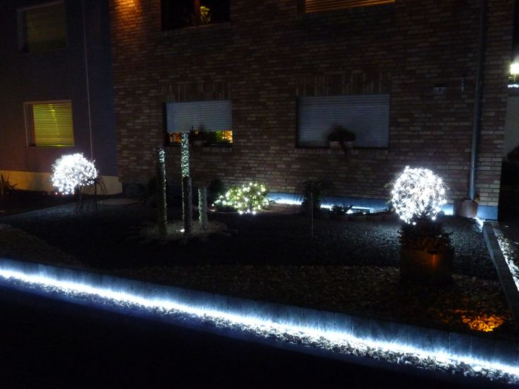 #LED #Weihnachtsbeleuchtung