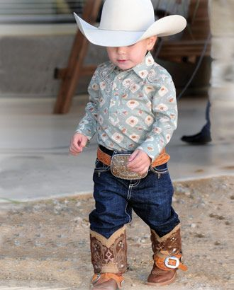 17 Best images about Kids Fashion and Cowboy Boots on Pinterest ...