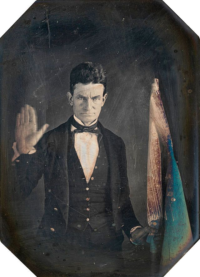 John Brown (abolitionist) - Wikiwand