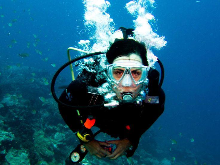 Best scuba diving spots in the world !