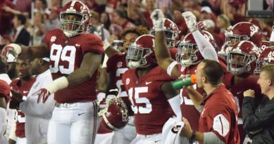 Report card: Alabama football smashes second consecutive SEC opponent