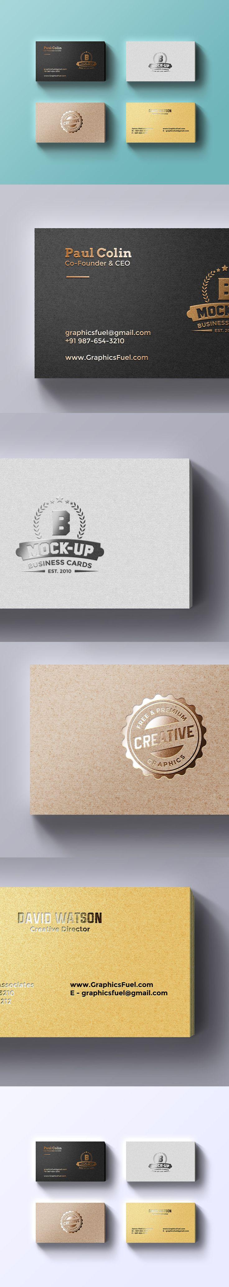 Best 25+ Foil business cards ideas on Pinterest | Gold foil ...