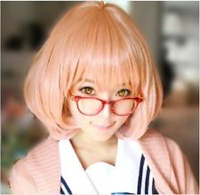 beyond the boundary cosplay !!! Mirai kuriyama !