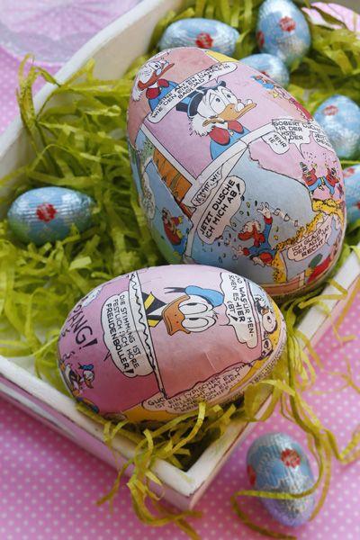 Oltre 25 fantastiche idee su decoupage di pasqua su - Uova di pasqua decorate per bambini ...